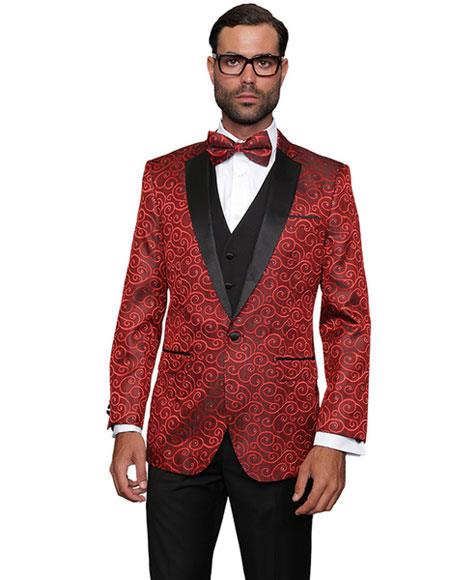 Mens Dinner Jacket Tuxedo Looking Party Blazer Sport coat