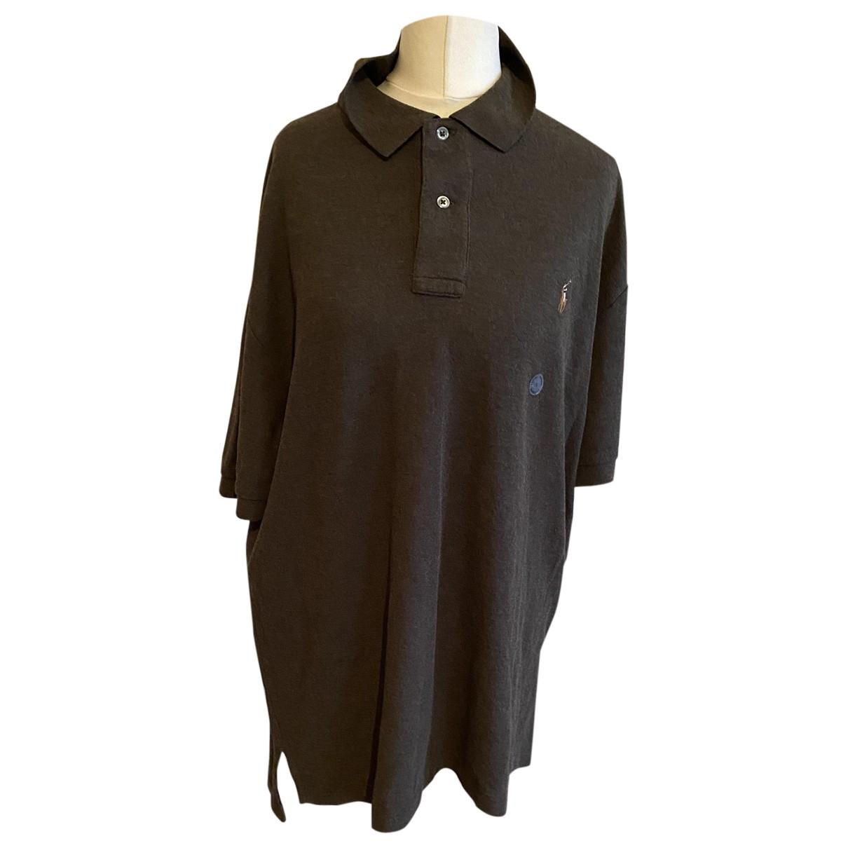Polo Ralph Lauren - Tee shirts   pour homme - marron