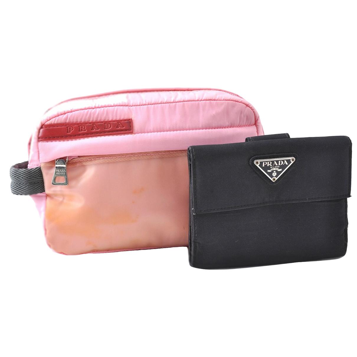 Prada N Black Purses, wallet & cases for Women N