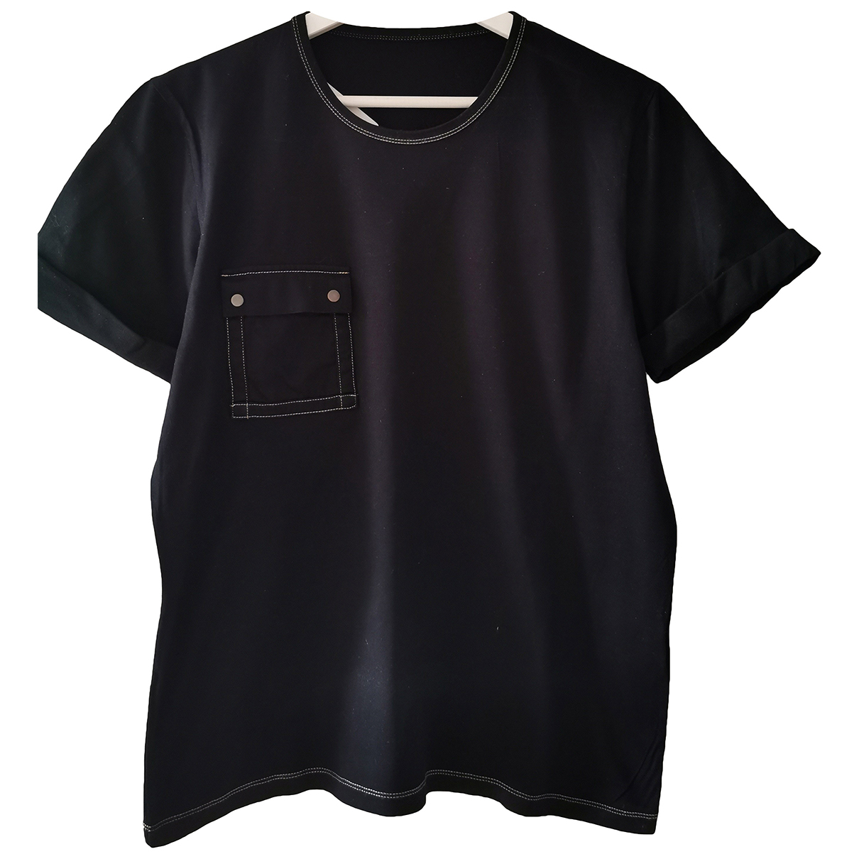 Balenciaga N Black Cotton  top for Women 40 IT