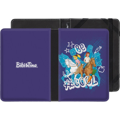 Kobo Glo HD eBook Reader Huelle - Bibi und Tina Be Cool von Bibi & Tina