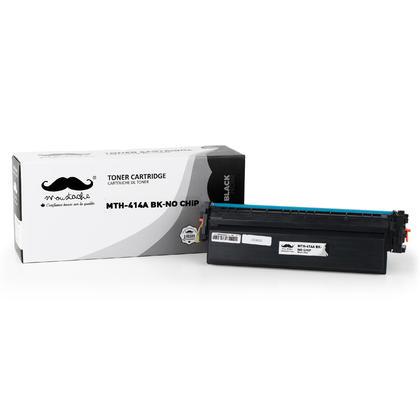 Compatible HP Color LaserJet Pro M454dw Black Toner Cartridge by Moustache, no chip - Standard Yield