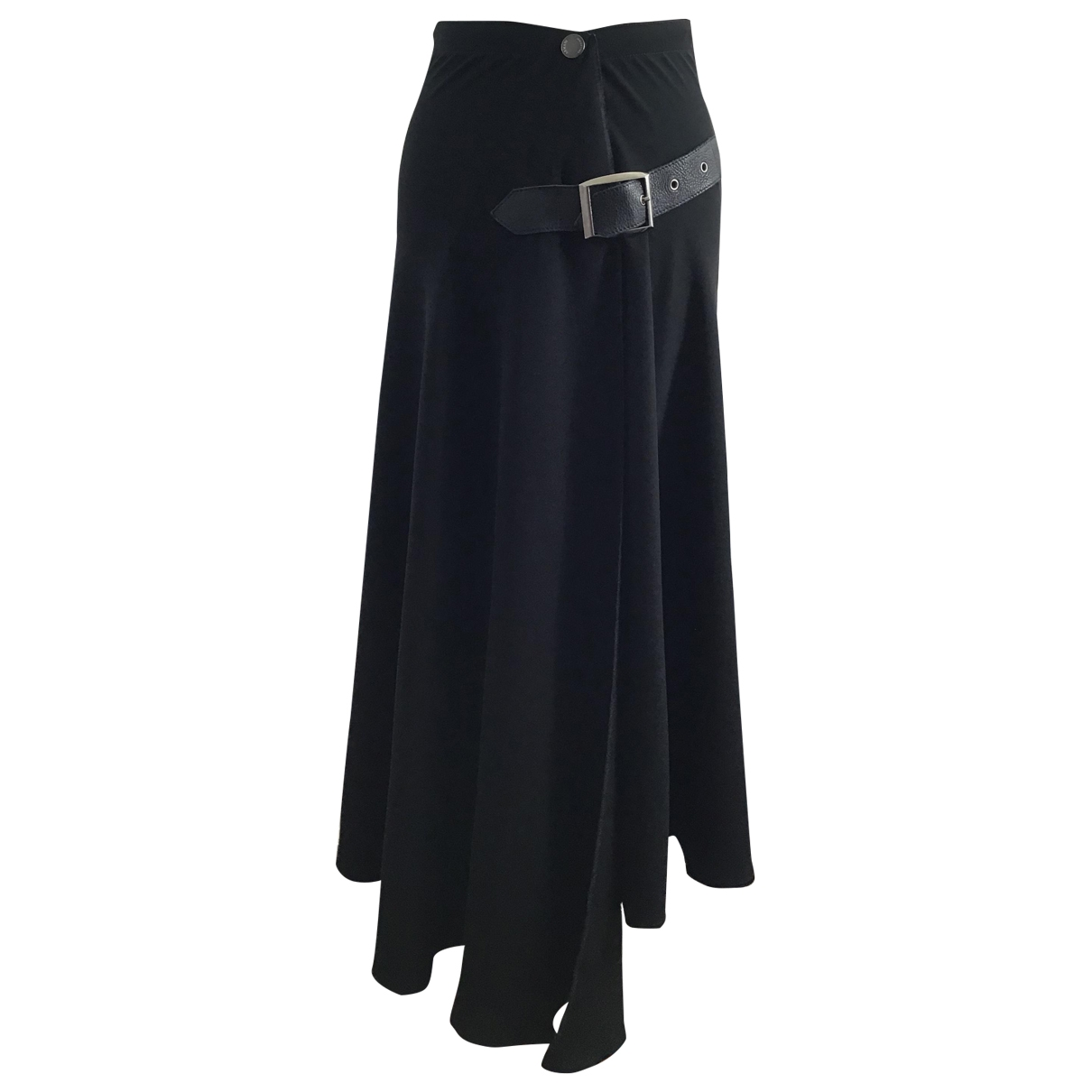 Armani Collezioni \N Black skirt for Women 38 IT