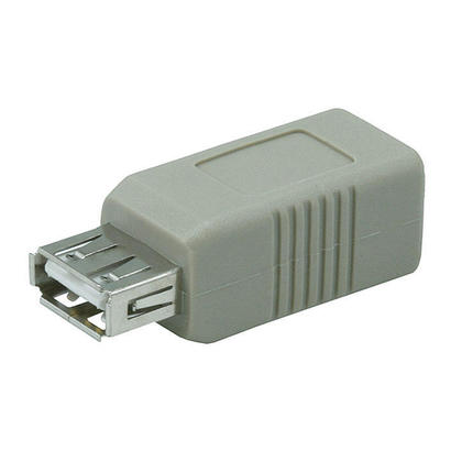 Adaptateur USB 2.0 A femelle /B femelle - Monoprice®