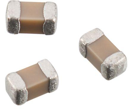 Wurth Elektronik 0805 (2012M) 270pF MLCC 500V dc ±10% SMD 885382207010 (3000)