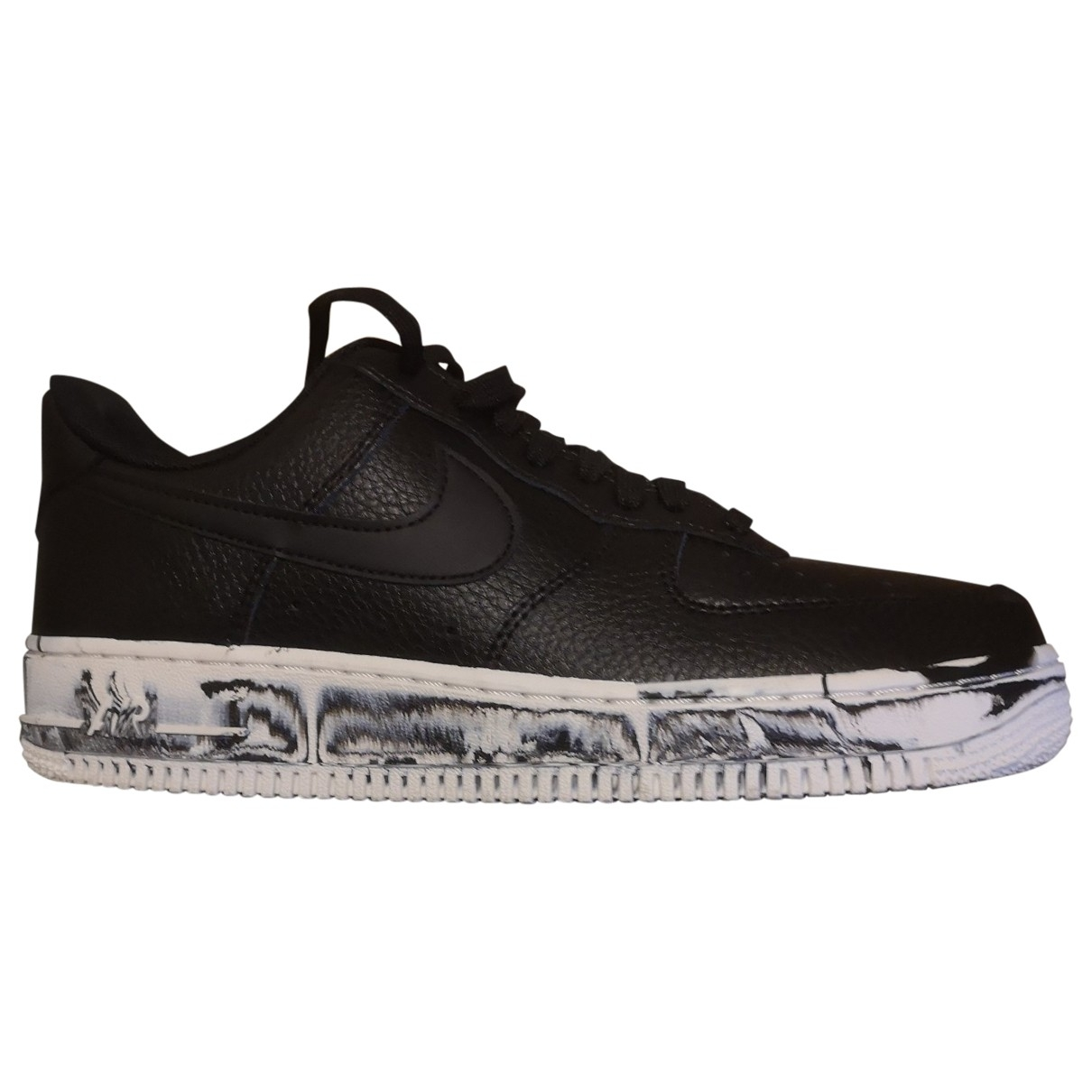 Nike Air Force 1 Multicolour Leather Trainers for Women 40.5 EU