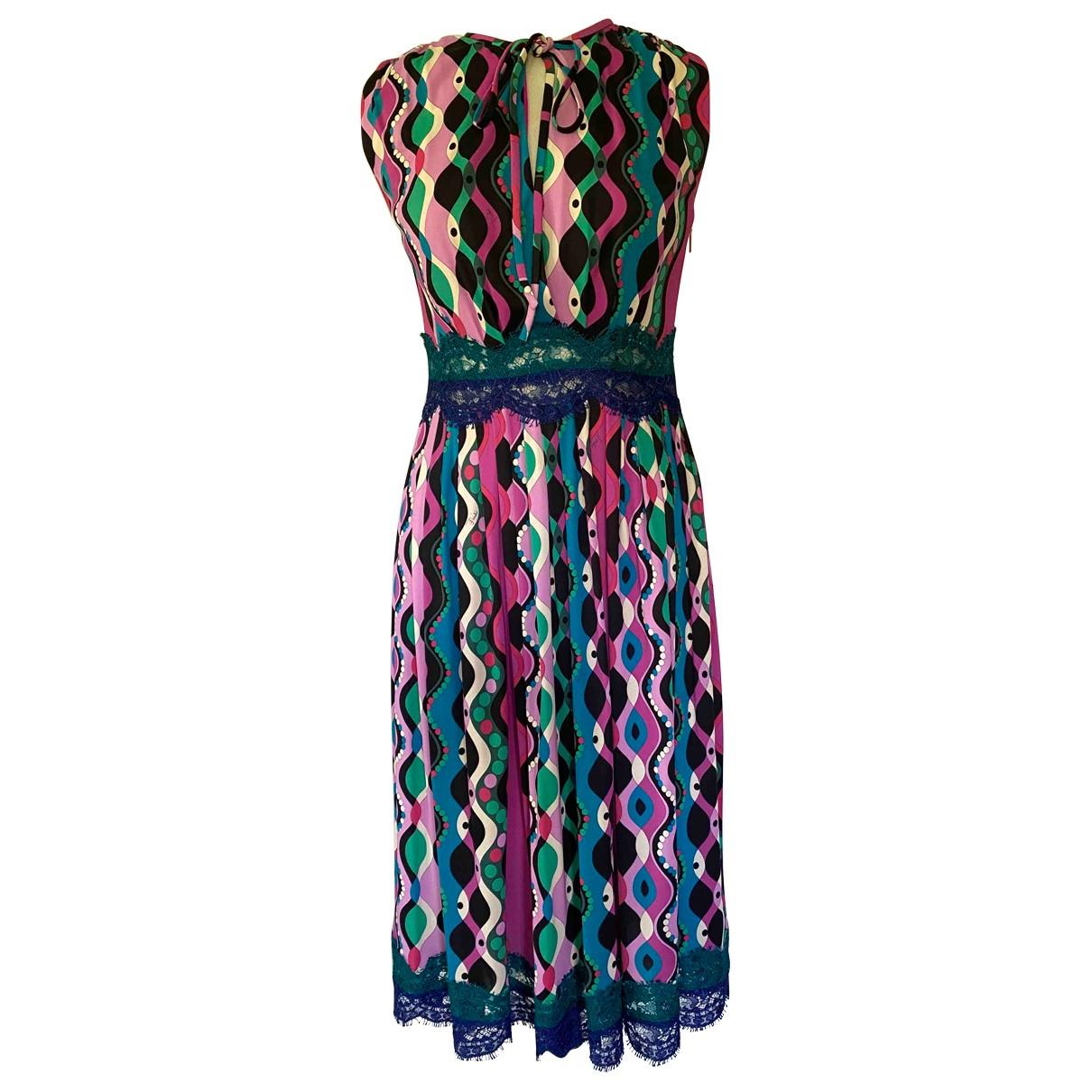 Emilio Pucci \N Multicolour dress for Women 36 FR