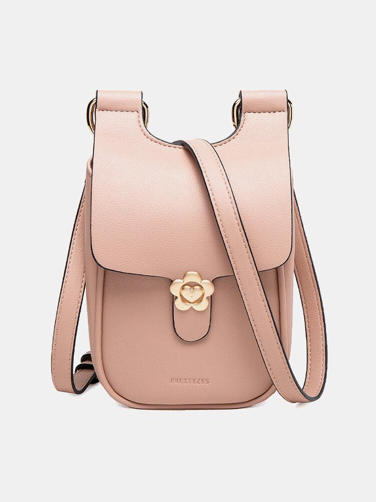 Women Card Slots Phone Bag Crossbody Bag