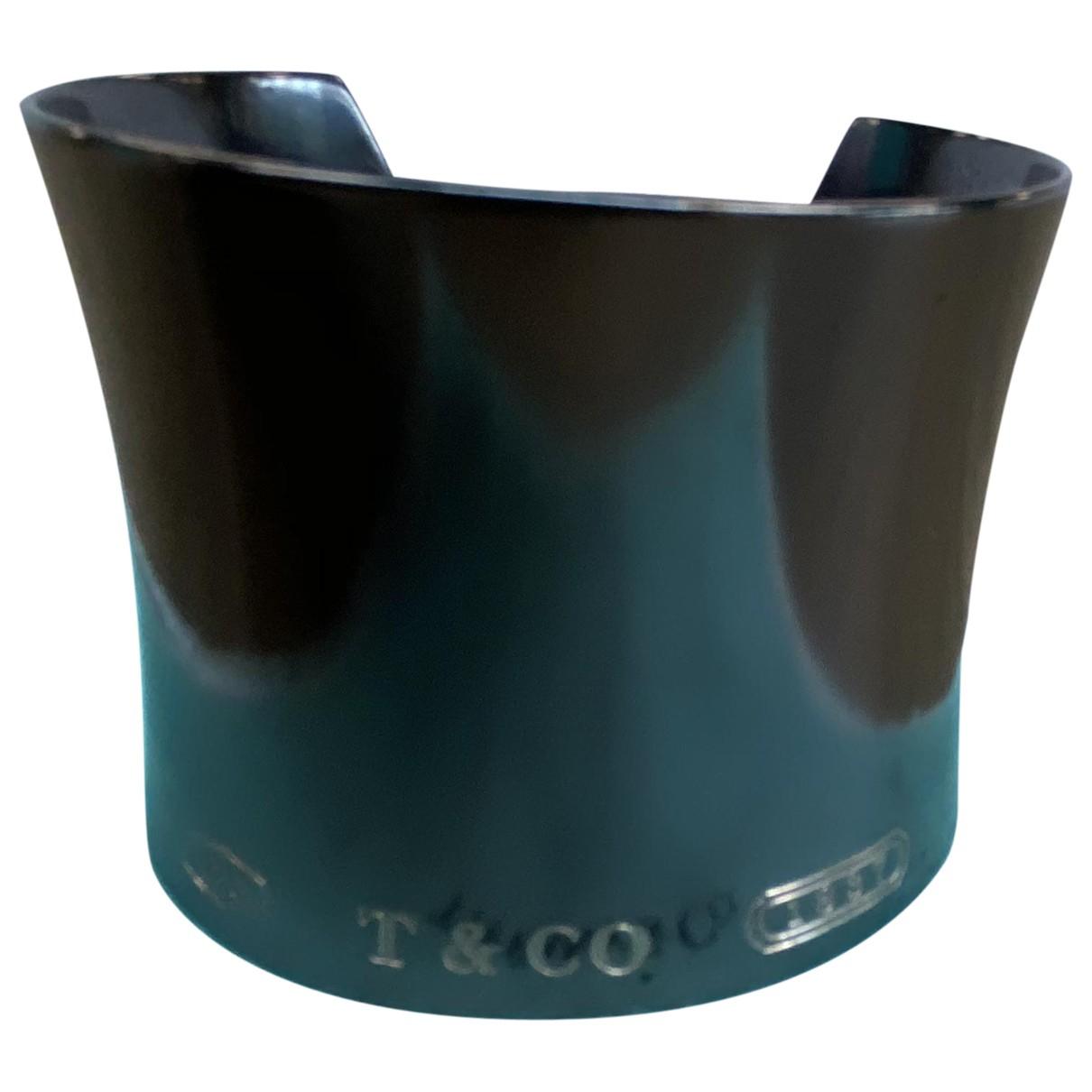 Tiffany & Co Tiffany 1837 Black Steel bracelet for Women \N