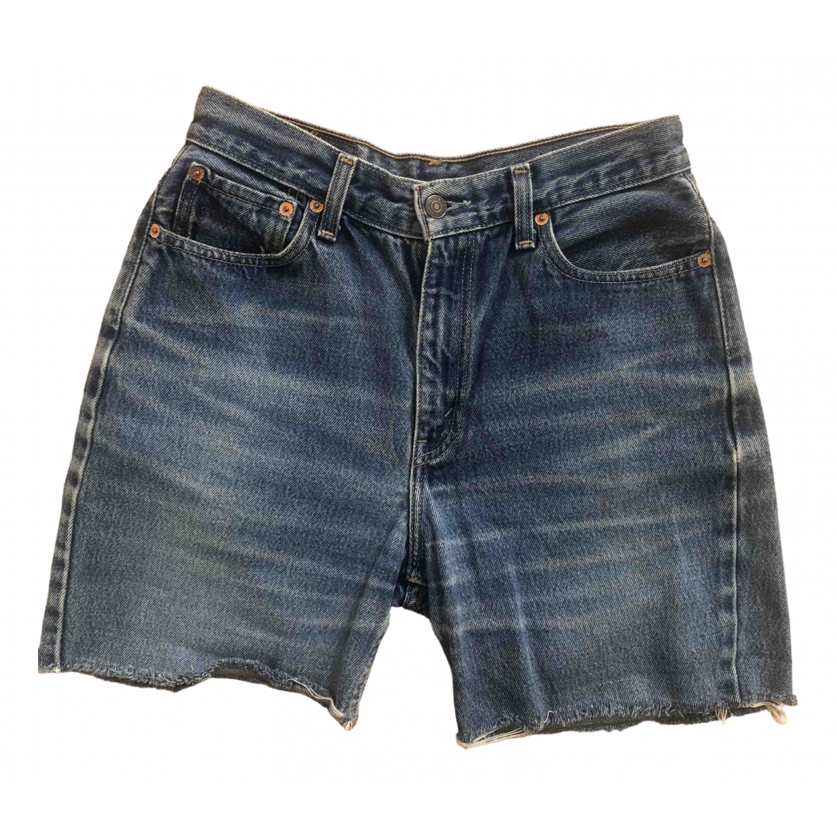 Levis Vintage Clothing \N Shorts in  Blau Baumwolle
