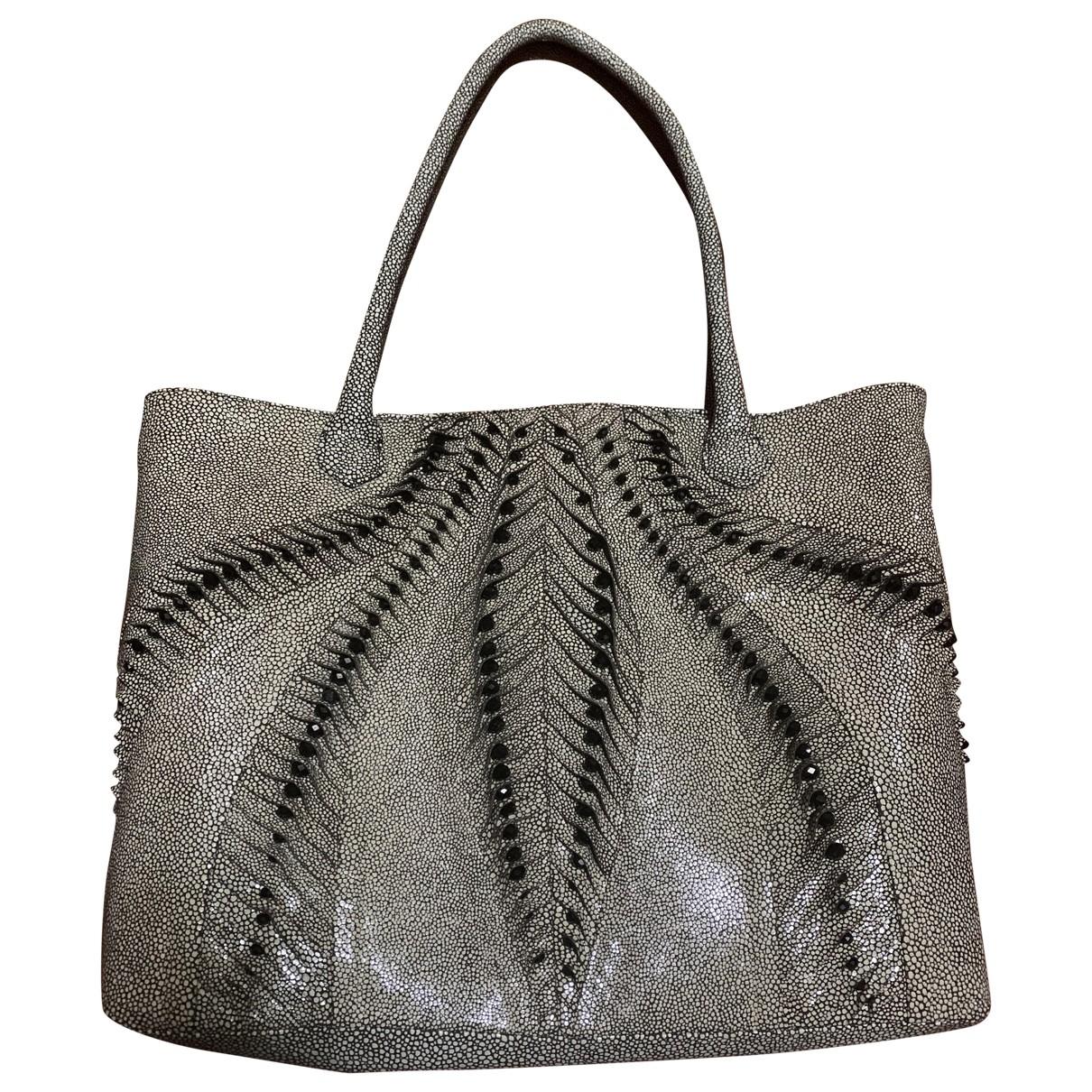 Iris Van Herpen \N Handtasche in  Bunt Leder