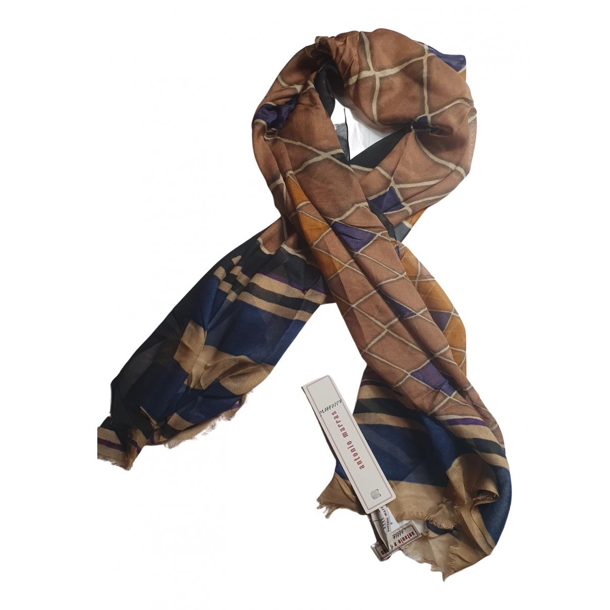 Antonio Marras N Multicolour Cashmere scarf for Women N