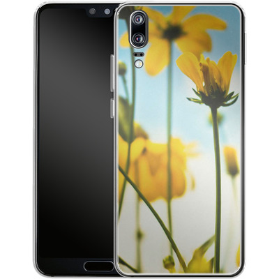 Huawei P20 Silikon Handyhuelle - Goldilocks von Joy StClaire
