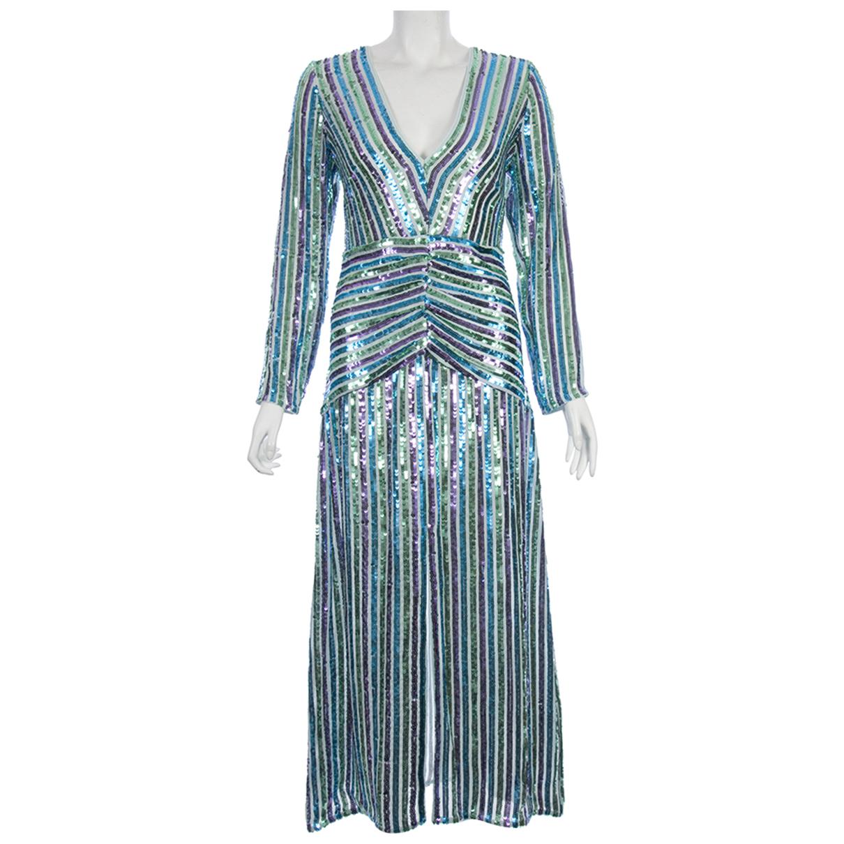 Rixo \N Blue dress for Women 6 UK