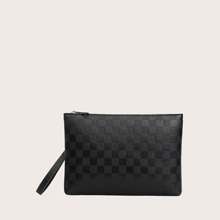 Men Minimalist Clutch Bag
