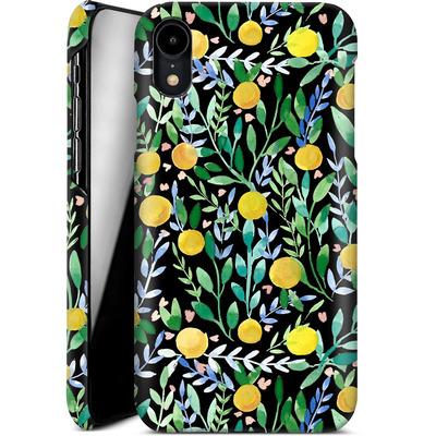 Apple iPhone XR Smartphone Huelle - Bright Blossoms von Iisa Monttinen