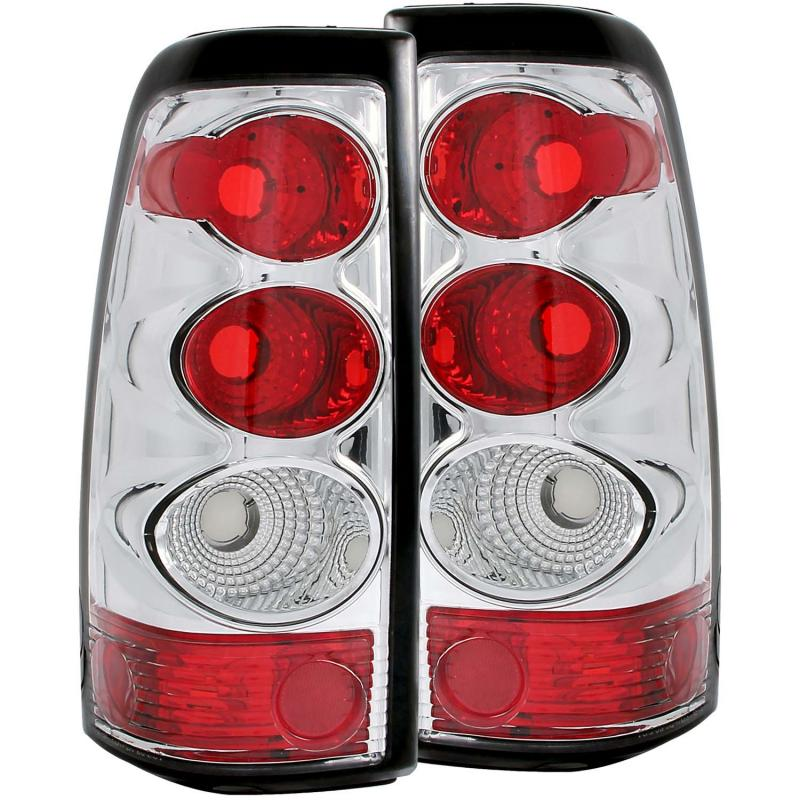 Anzo USA Tail Light Assembly Chevrolet