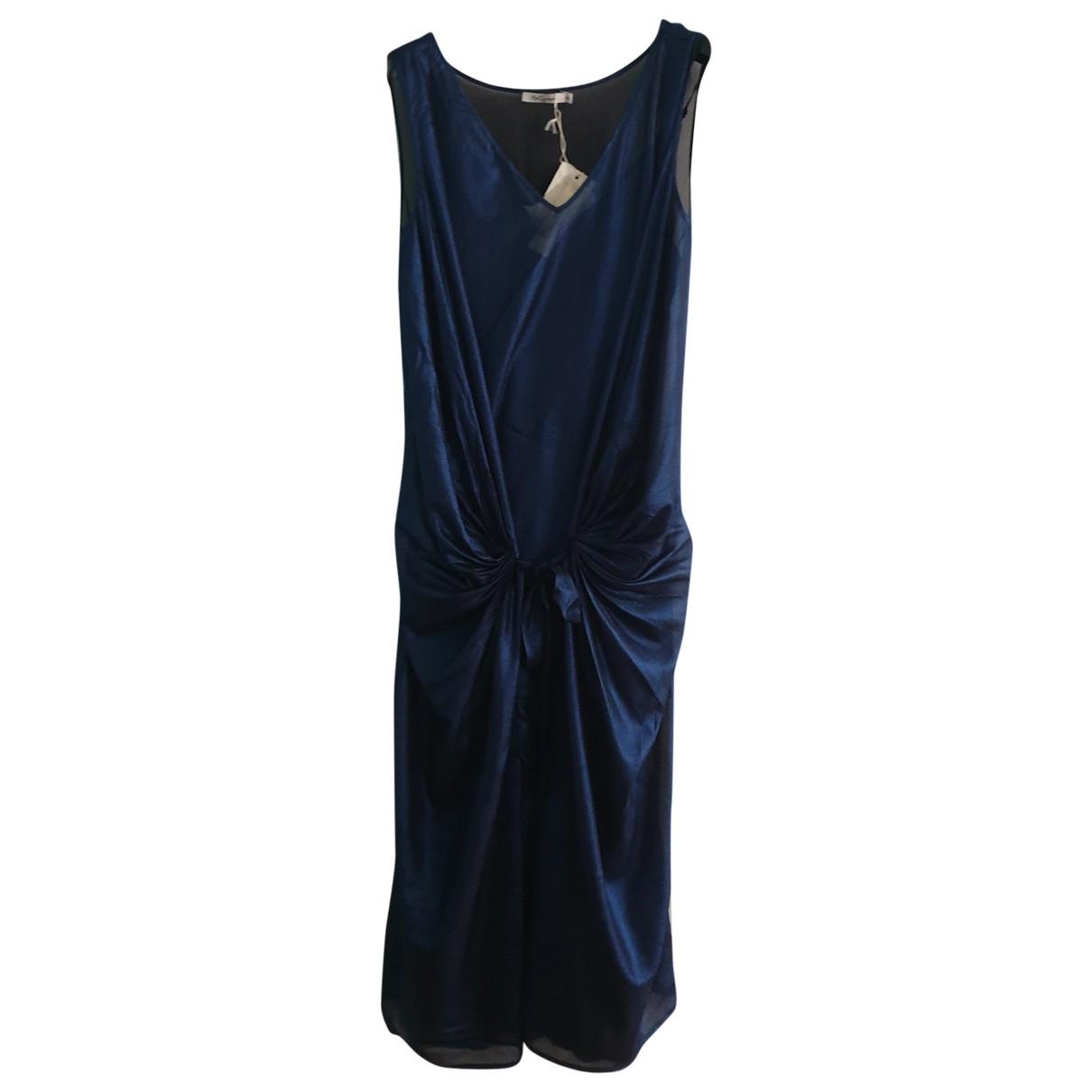 Mes Demoiselles ... \N Blue Silk dress for Women 38 FR