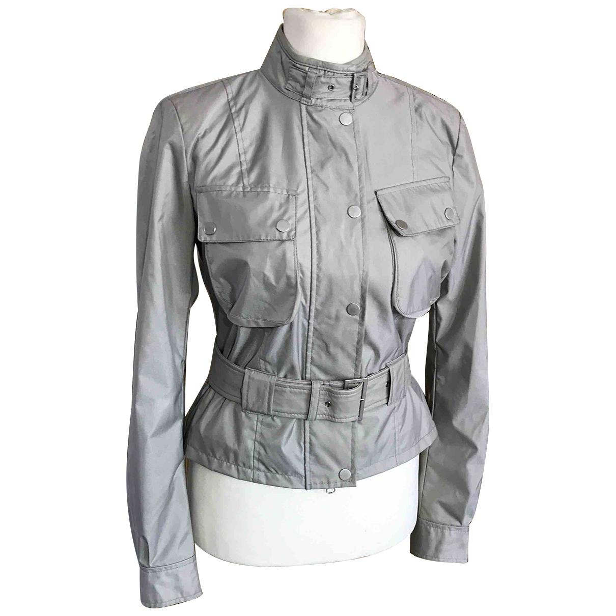 Belstaff \N Jacke in  Grau Polyester