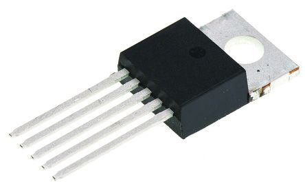 Microchip , LM2575-5.0WT Switching Regulator, 1-Channel 1A 5-Pin, TO-220 (5)