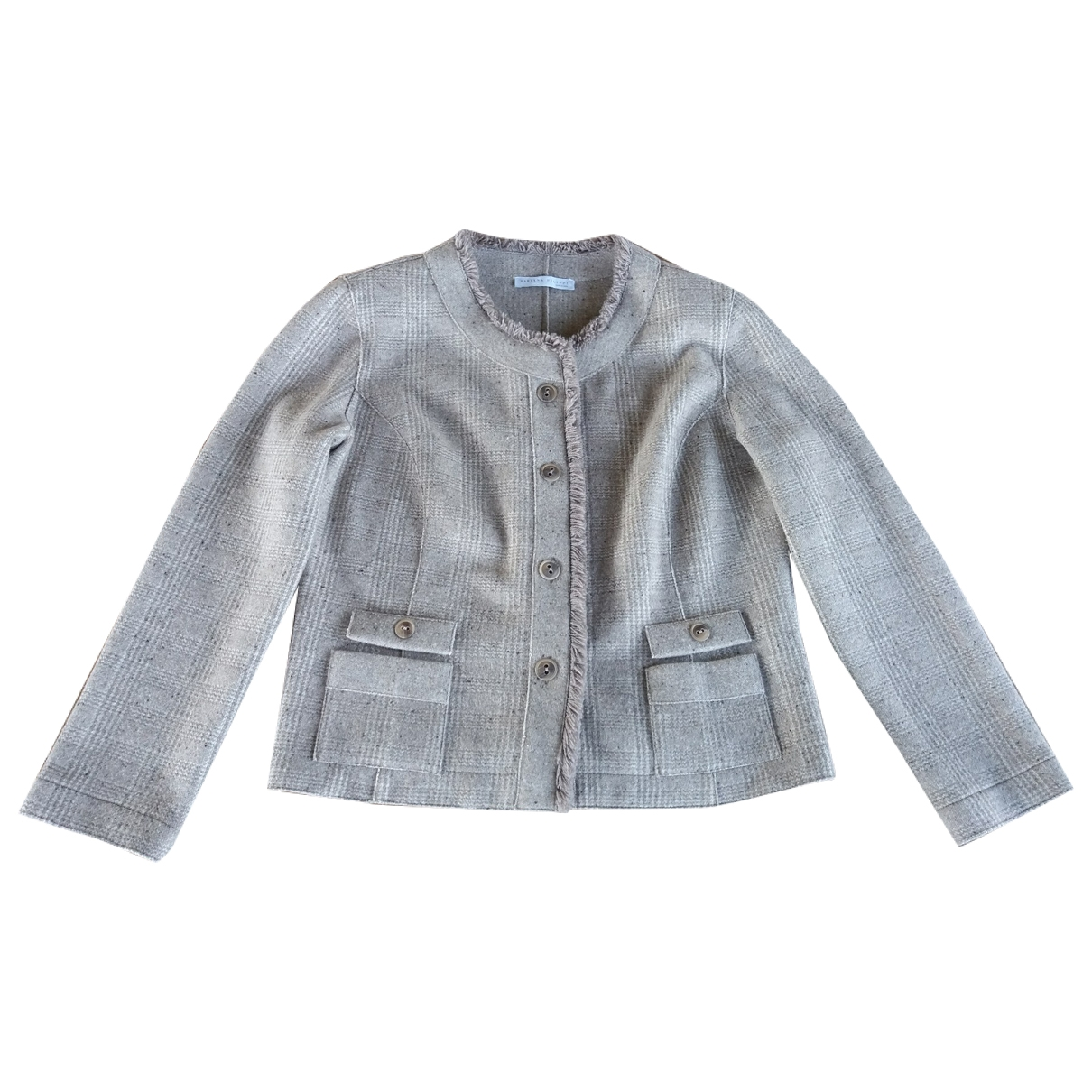 Fabiana Filippi \N Wool jacket for Women 48 IT