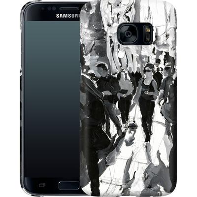 Samsung Galaxy S7 Smartphone Huelle - It Was the Dog von Tom Christopher