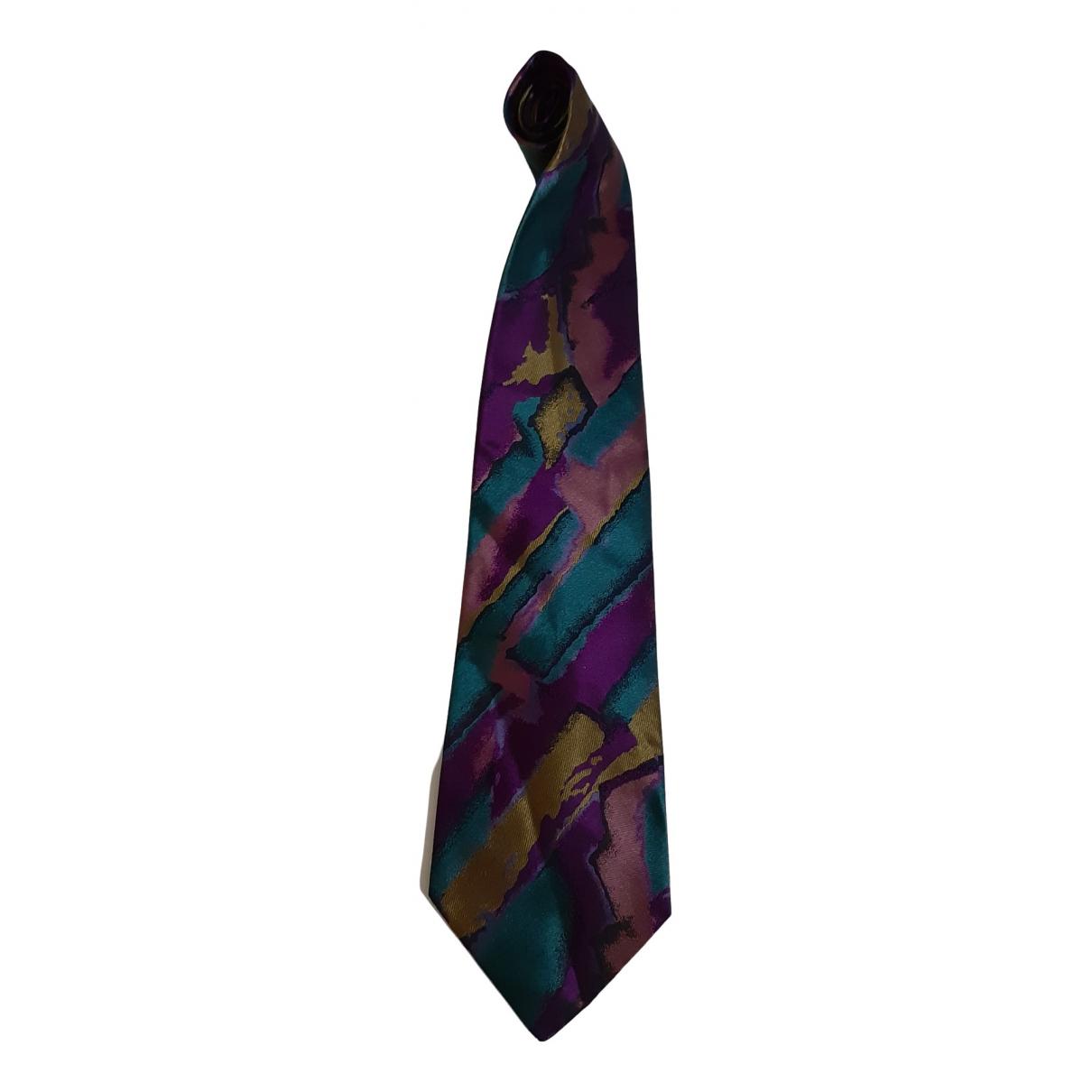 Missoni N Multicolour Silk Ties for Men N