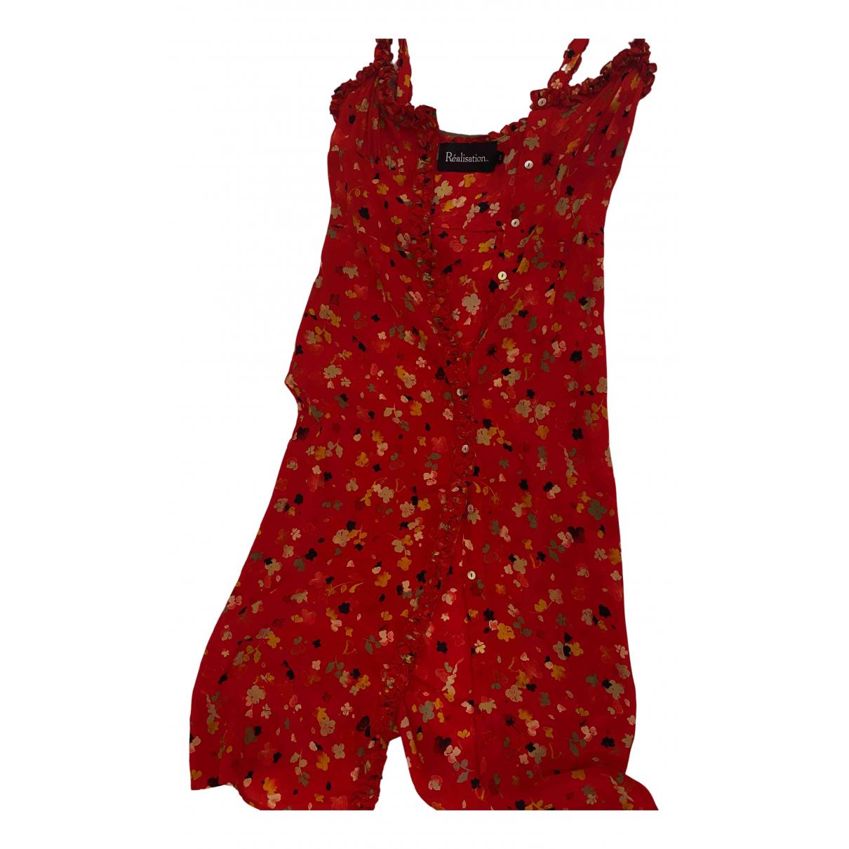 Vestido midi Juliet de Seda Realisation
