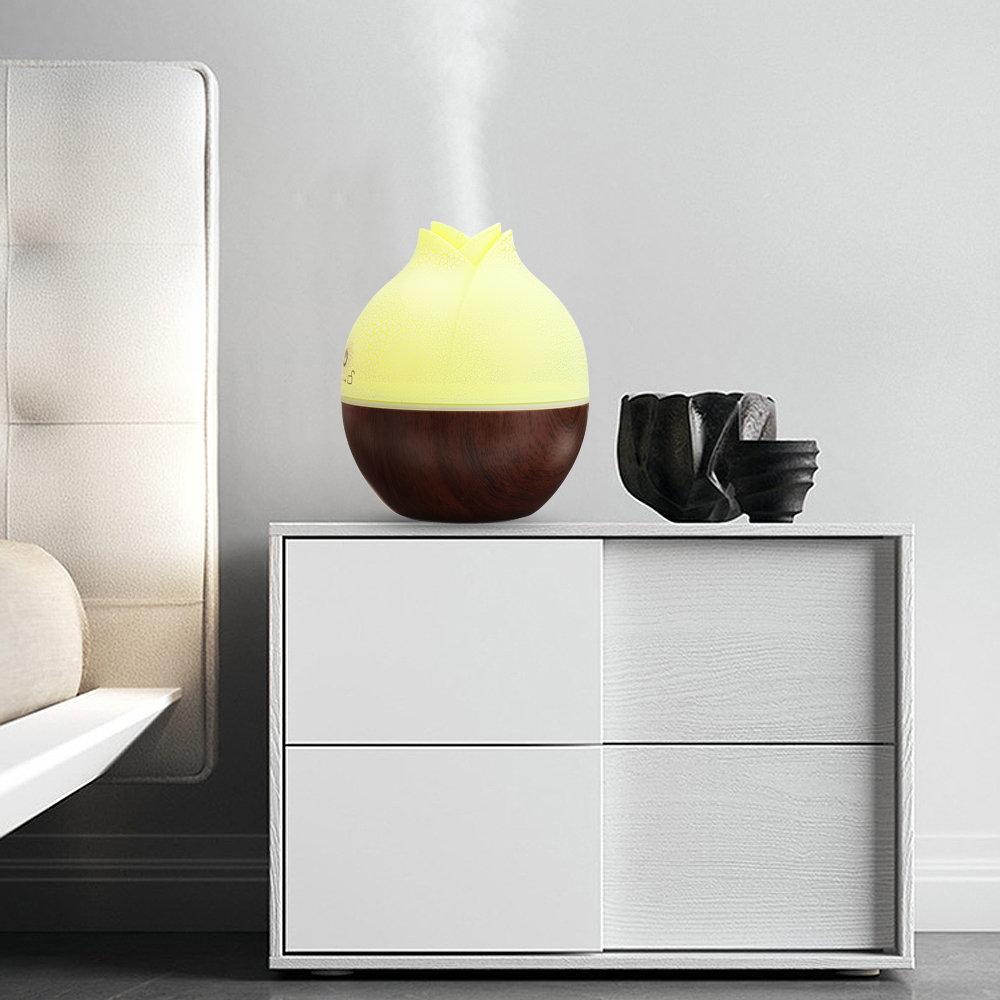 USB Silent Humidifier Home Aromatherapy Humidifier Bedroom Pregnant Women Baby Mini Humidifier
