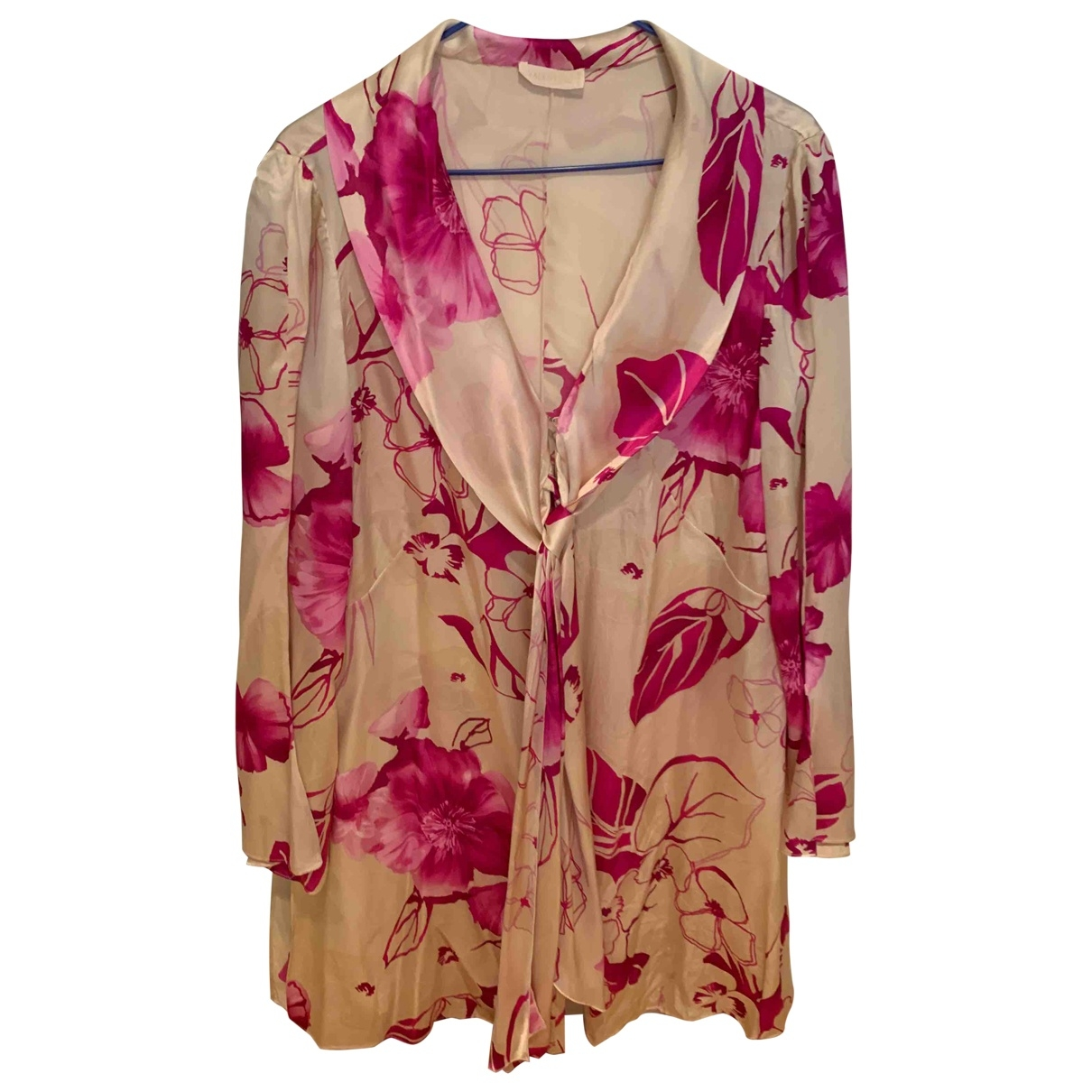 Valentino Garavani - Veste   pour femme en soie - multicolore