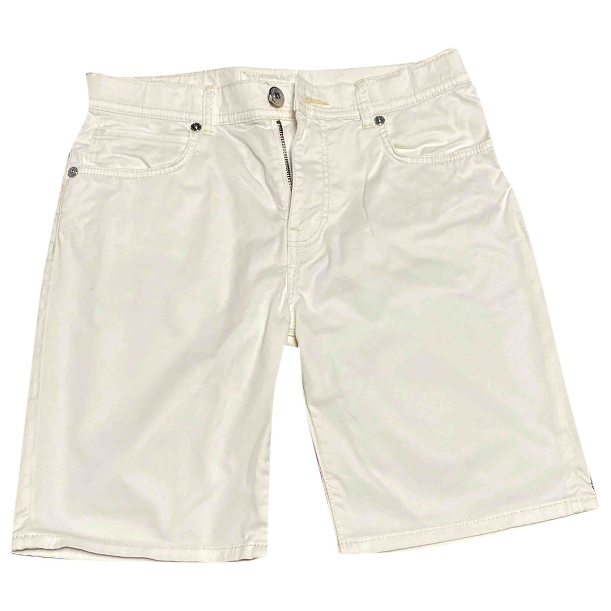 Burberry \N White Cotton Shorts for Kids 12 years - XS UK