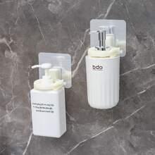 1 Stueck wandhaengender Shampoo Halter