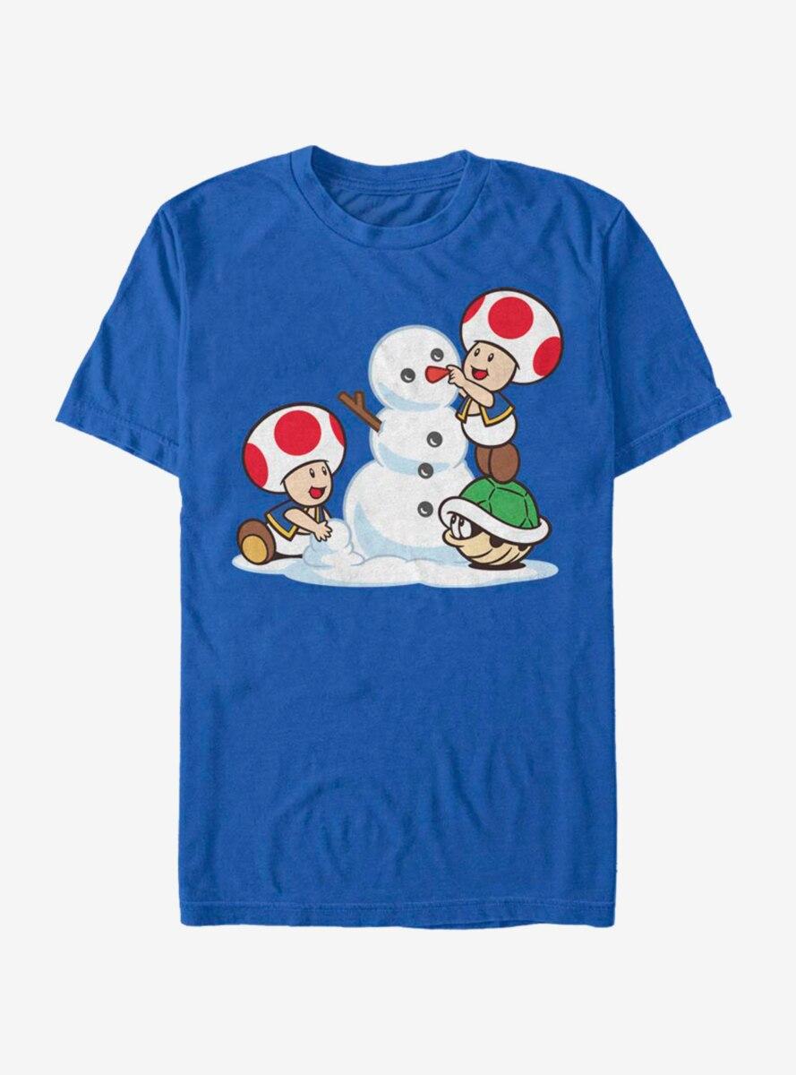 Nintendo Super Mario Frosty Toad T-Shirt