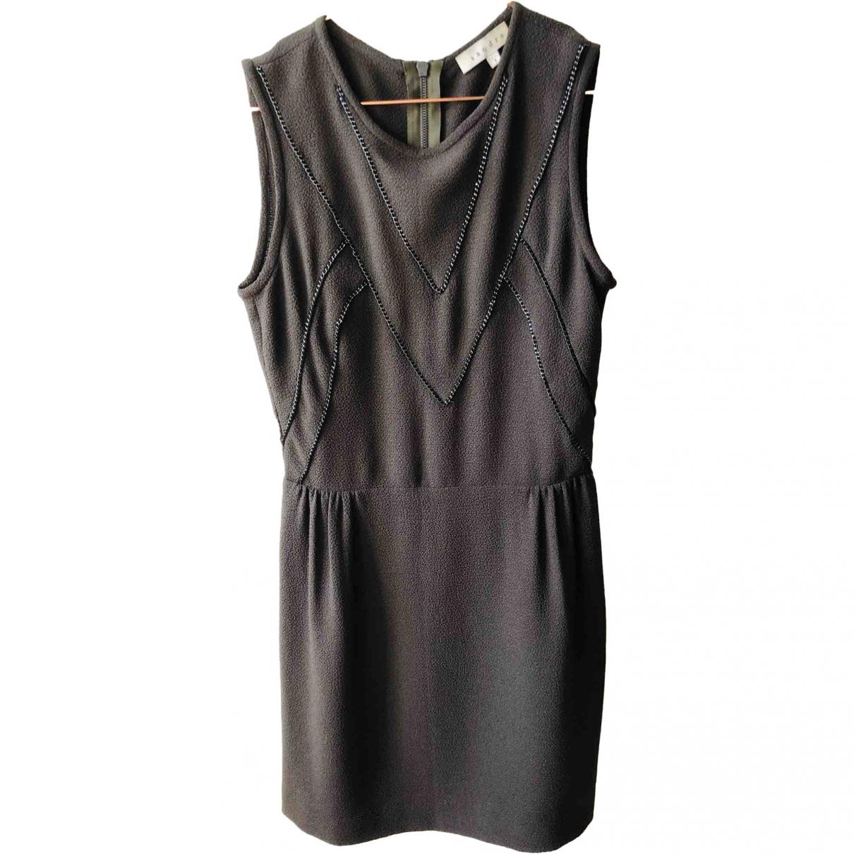 Sandro \N Green dress for Women S International