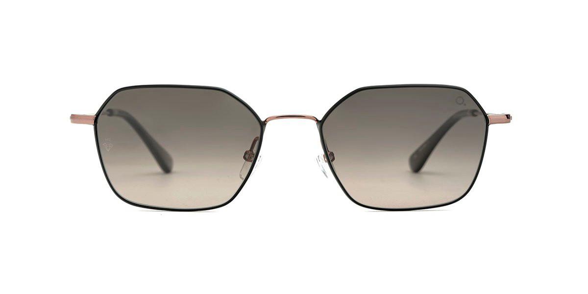 Etnia Barcelona HUDSON BKBZ Men's Sunglasses Black Size 52