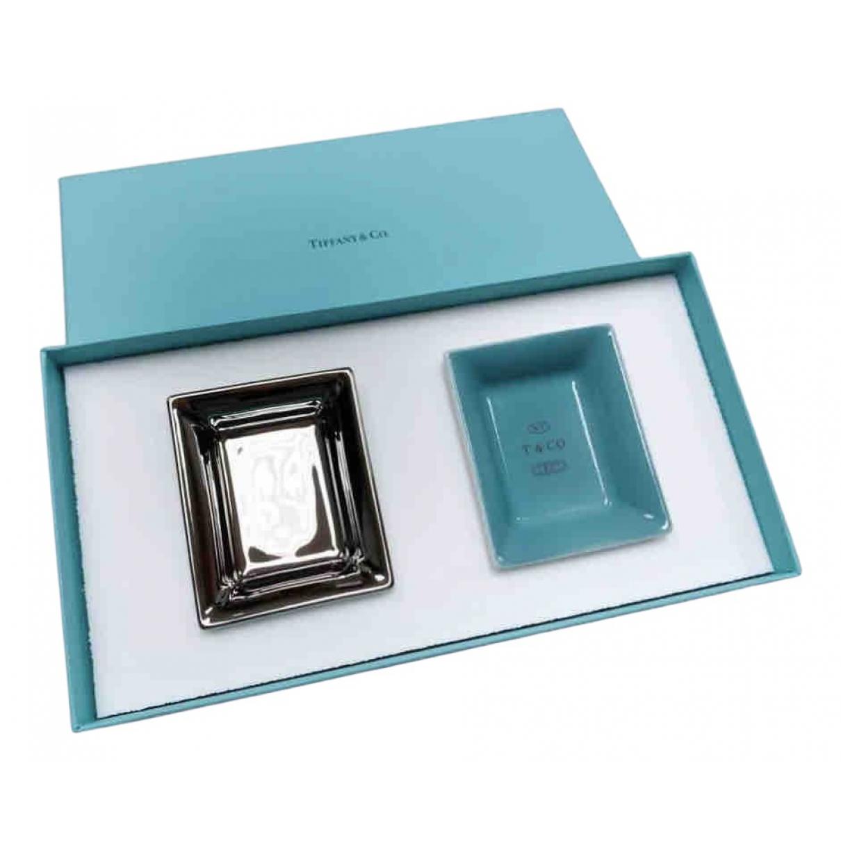 Tiffany & Co - Objets & Deco   pour lifestyle en ceramique - metallise