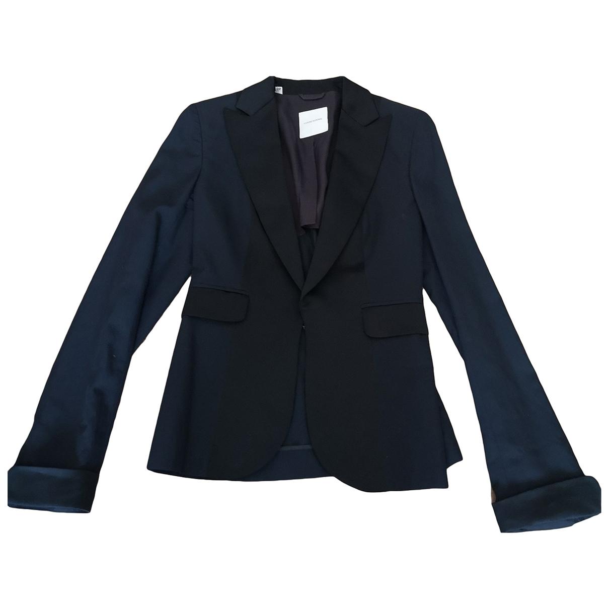 Costume National - Veste   pour femme - noir
