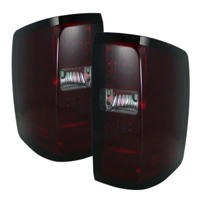Spyder Auto Group Light Bar LED Tail Lights - 5080028