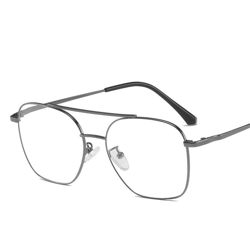 Ericdress Fashion Silver Sunglasses