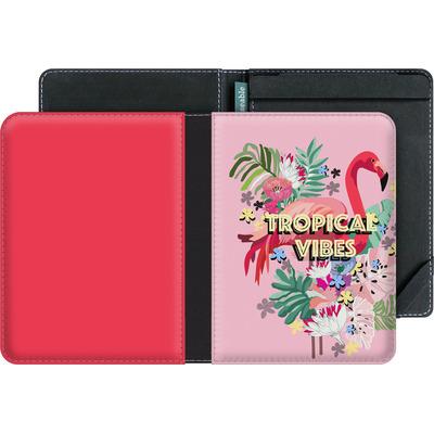 tolino vision 4 HD eBook Reader Huelle - Flamingo Solo von Mukta Lata Barua