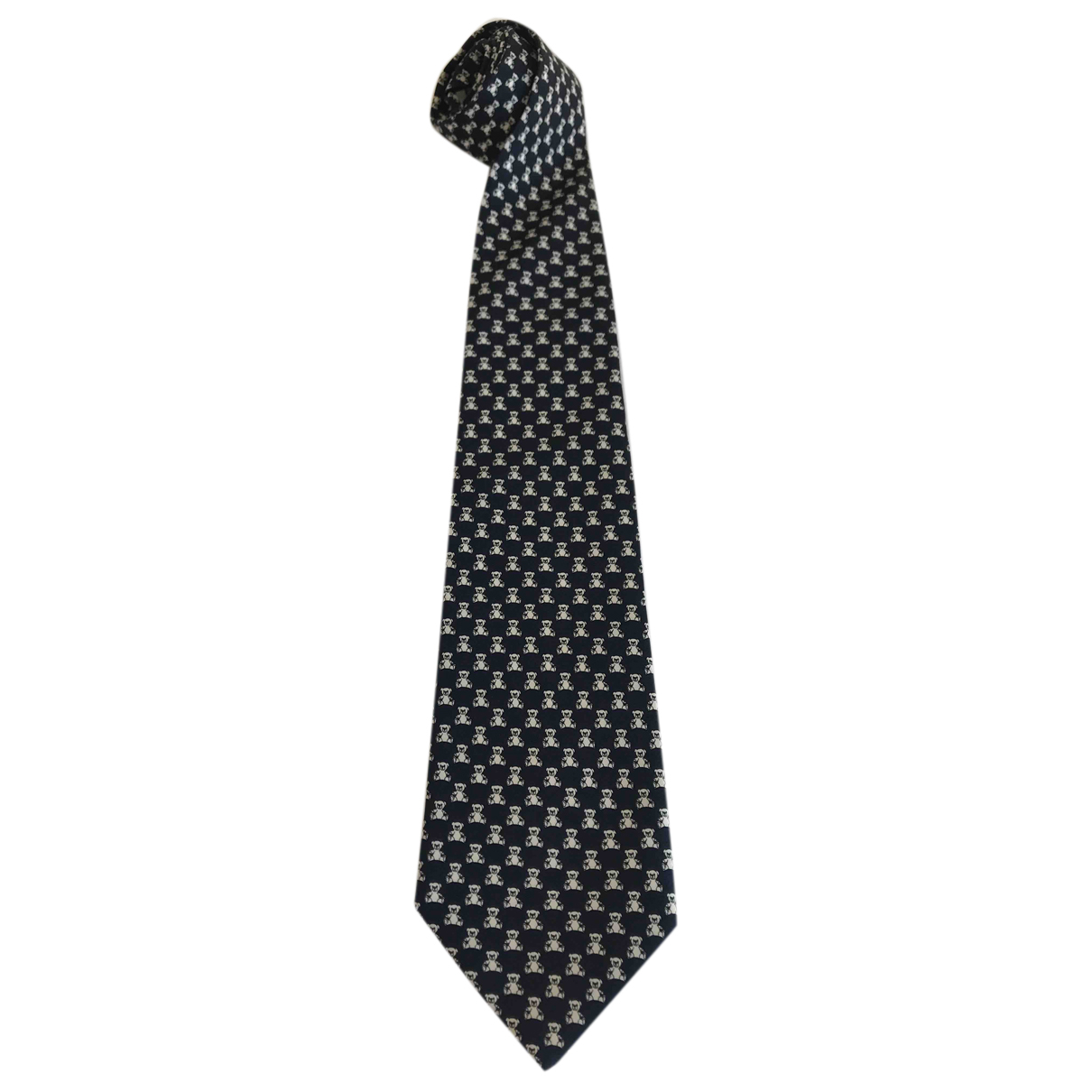 Diane Von Furstenberg \N Krawatten in  Blau Seide