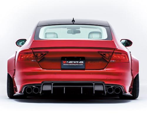 Alpil ALP-RS7-RB Rear Bumper Audi RS7 15-17