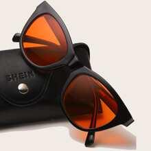 Gafas de sol de ojo de gato para hombres