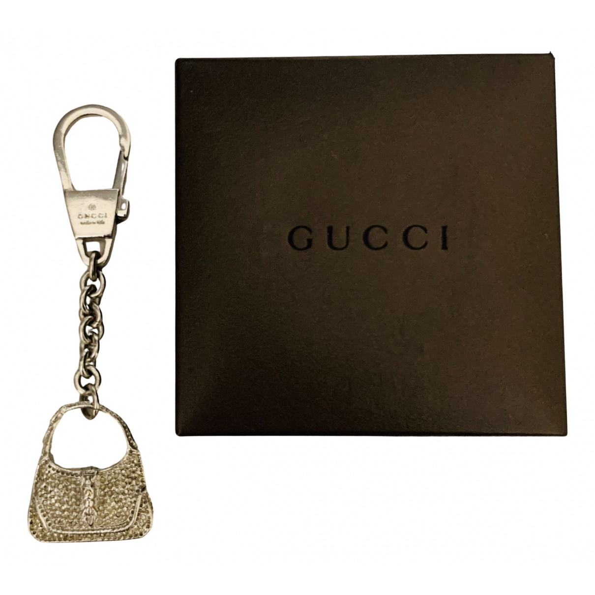 Gucci N Silver Metal Purses, wallet & cases for Women N