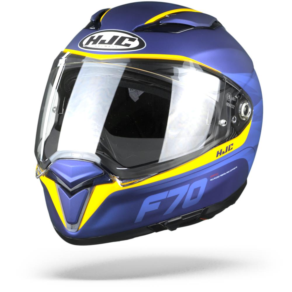 HJC F70 Feron Azul MC2SF Casco Integral L