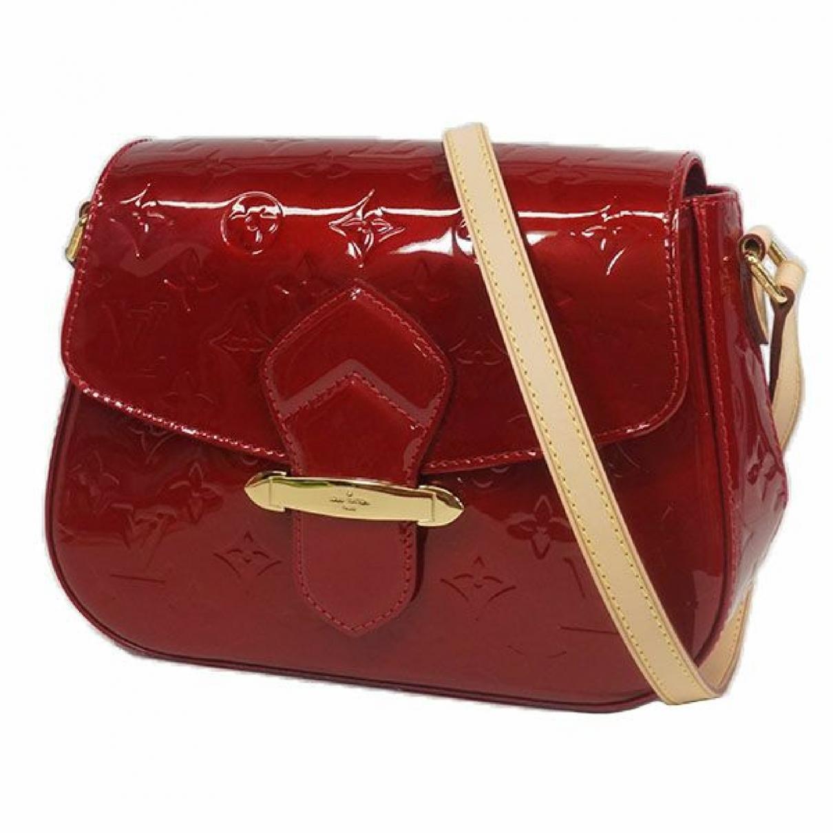 Louis Vuitton \N Red Leather handbag for Women \N
