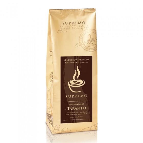 """Kaffeebohnen Supremo Kaffeerosterei """"TARANTO"""", 250 g"""
