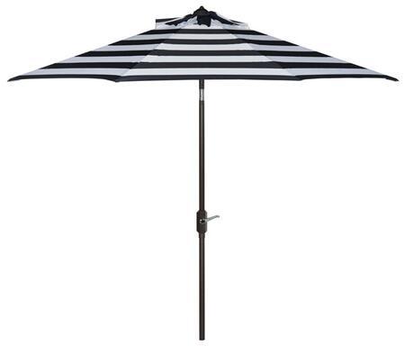 PAT8004B Uv Resistant Iris Fashion Line 9Ft Auto Tilt Umbrella in