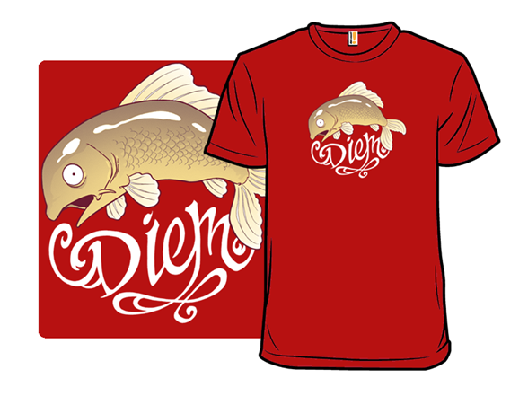 Something's Fishy T Shirt
