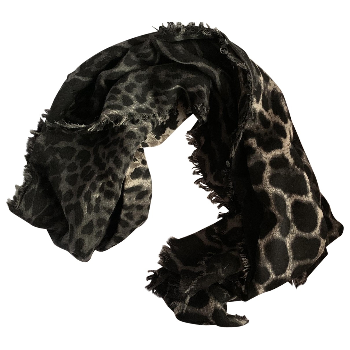 Yves Saint Laurent \N Multicolour Cashmere scarf for Women \N